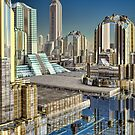 Inside The City Of Glass by Keith Reesor