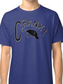 Cranky - Fishing t-shirt Classic T-Shirt