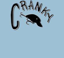 Cranky - Fishing t-shirt T-Shirt