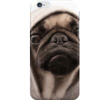 COOL PUG DOG - HIP HOP STYLE iPhone Case/Skin