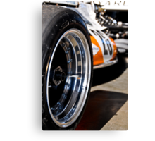 Depth of Field Canvas Print