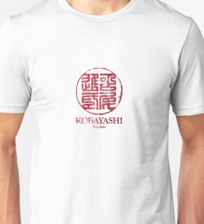 Kobayashi Porcelain Unisex T-Shirt