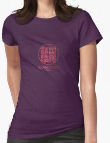Kobayashi Porcelain Womens Fitted T-Shirt
