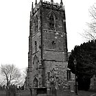 Historical church in its full glory by lendale