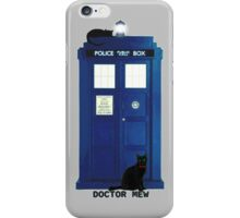 Doctor Mew iPhone Case/Skin