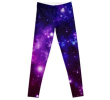 Space...The Final Frontier Leggings