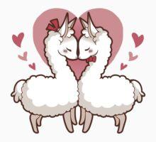 Love Llamas Kids Clothes