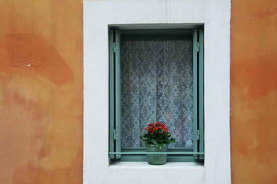French Window by Skye Hohmann