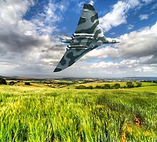 Somerset Vulcan  by Rob Hawkins