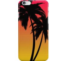 MASTER OF THE MIAMI SUNSET iPhone Case/Skin