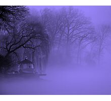 Mystery in the Myst Photographic Print