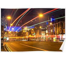 Digbeth Lights Poster