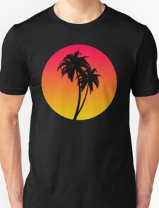 MASTER OF THE MIAMI SUNSET Unisex T-Shirt