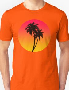 MASTER OF THE MIAMI SUNSET Unisex T-Shirt