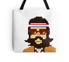 First Hipster - Awesome 8 bit design Tote Bag