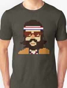 First Hipster - Awesome 8 bit design T-Shirt
