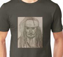 Captain Jack Sparrow Unisex T-Shirt