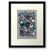 Guilty Pleasures Framed Print