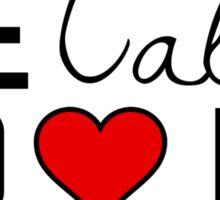 Callie to my Arizona Sticker
