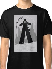 WPA United States Government Work Project Administration Poster 0435 East Side West Side Exhibition of Photographs Classic T-Shirt