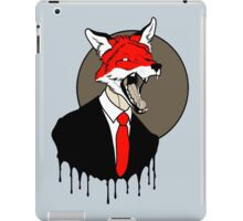 Sly Old Fox iPad Case/Skin