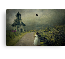 Come with Me.. Canvas Print