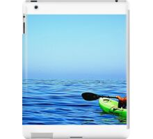 Serenity on the Ocean iPad Case/Skin