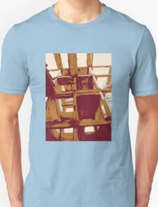 Industrial retro-poster II T-Shirt