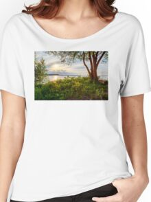 Late Afternoon Women's Relaxed Fit T-Shirt