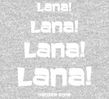 Lana!  One Piece - Short Sleeve