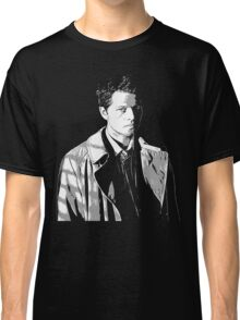Castiel in the Shadows Classic T-Shirt