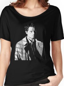 Castiel in the Shadows Women's Relaxed Fit T-Shirt