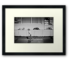 OnePhotoPerDay Series: 324 by L. Framed Print