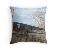 Ranch Throw Pillow