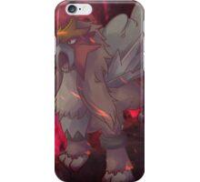 エンテイ   Entei  iPhone Case/Skin