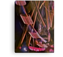 Roundabout - carousel moving optical delusions. Brown Sugar . Views (105) Favorited by (3) thanks ! Metal Print