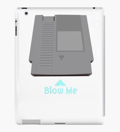 Just blow Me Nintendo 64 Game iPad Case/Skin