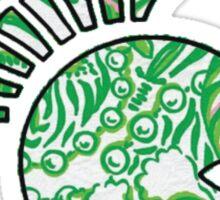 Kappa Delta Lilly Spartan Sticker