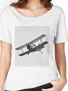Crop Duster Women's Relaxed Fit T-Shirt