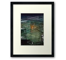 triangle #8 Framed Print
