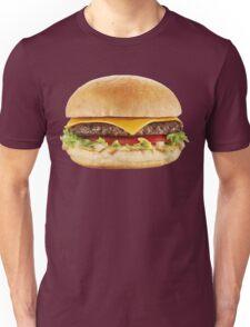 AWESOME COOL HAMBURGER Unisex T-Shirt