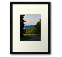 Gorges Beauty Framed Print