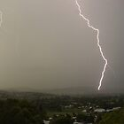 Kyogle Lightning by Michael Bath