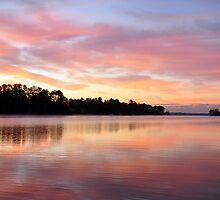 October Sunrise by FSWebb