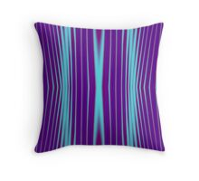 Picked Up Stix Throw Pillow