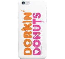 Dorkin' Donuts iPhone Case/Skin