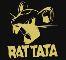 RAT TATA - RATATAT Music Band Mashup by MagicRoundabout