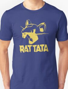 RAT TATA - RATATAT Music Band Mashup Unisex T-Shirt