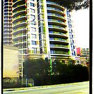 iPhone 4 Series - Parra Flats by David Amos