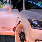 All white Showcar by TMphotography